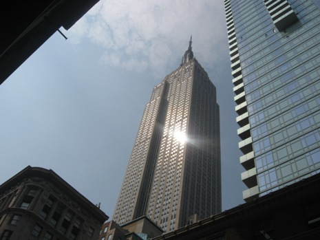 Empire State Building 2007